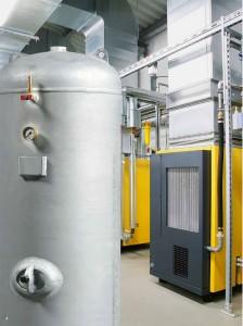Kaeser Druckluftbehälter