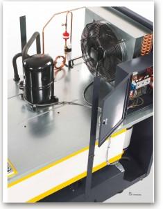 Druckluftkältetechnik