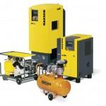 Kaeser Kompressoren - Vielfalt und Leistung für alle Bereiche