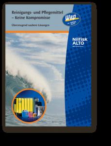 Pflege- und Reinigungsmittelkatalog Nilfisk-Alto