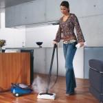 Nilfisk-Alto Steamer - Der Staubsauger mit Dampfkraft für Zuhause